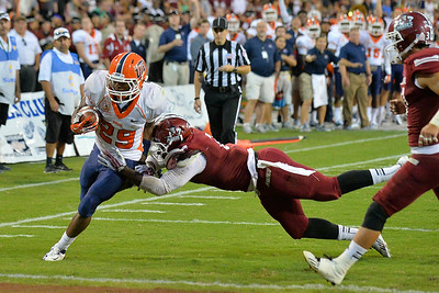 September 14, 2013: New Mexico State vs. UTEP