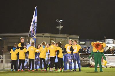 Eastleigh v Bolton Wanderers