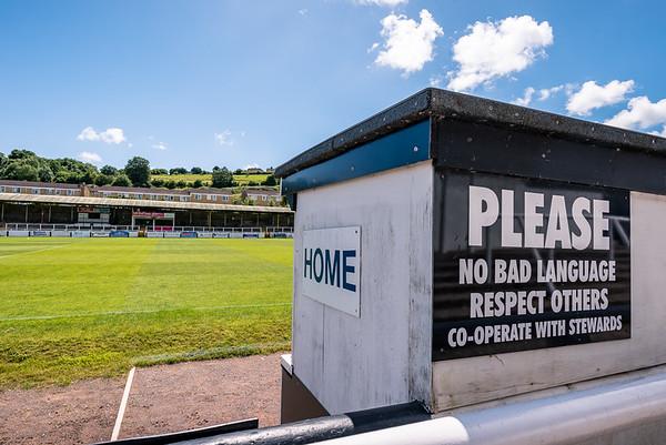 Bath City 4 Partick Thistle 0 - Friendly match at Twerton Park, Bath, on Jul 2, 2016 (Photo by Paul Paxford/Pitchside Photo)
