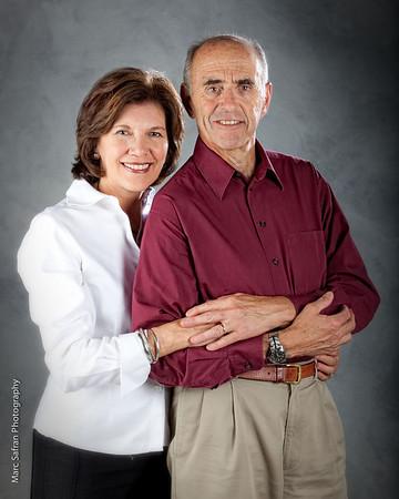 Mirta and Joe Bearman