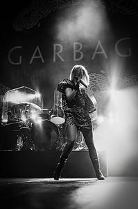 Garbage @ Troxy 13/06/16