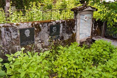 Barakoni Cemetery, Racha, Georgia