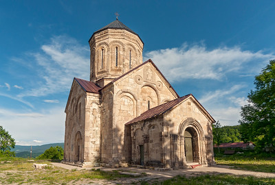 Nikortsminda Cathedral, Georgia