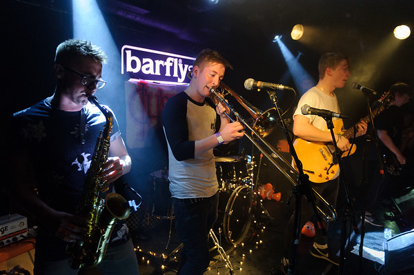 Ghouls @ The Camden Barfly 16/12/15