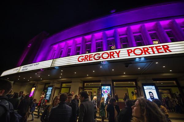 Gregory Porter @ Eventim Apollo Hammersmith 28/04/16