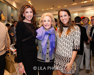 Carol Anne Stiglmeier, Miriam Schallman, Lilly Leas
