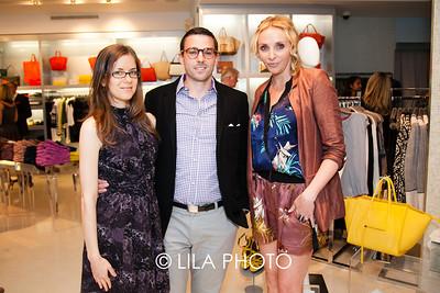 Shanna & Daniel Kahan, Paola Gonfrade