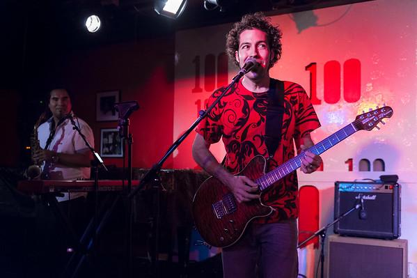 Hamilton Loomis @ The 100 Club 30/06/15