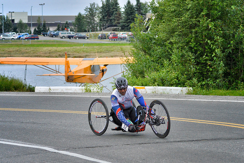 July 14, 2013: Sadler's Alaska Challenge Stage One - Time Trial