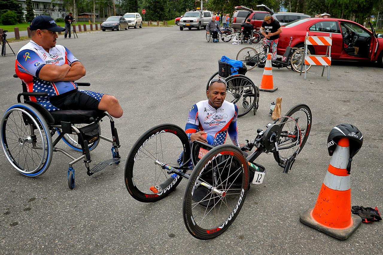 July 14, 2013: Sadler's Alaska Challenge Stage One - Time Trial