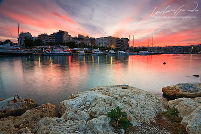 zea marina, athens, greece