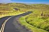 Saddleback Road on The Big Island, Hawaii.
