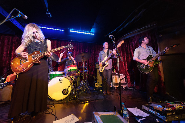 Heartless Bastards @ The Borderline 01/09/15
