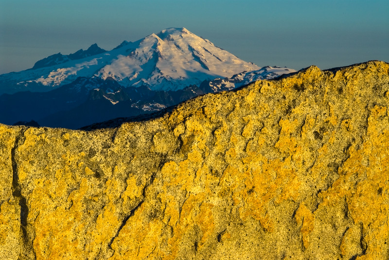 Mt Baker, North Cascades, Washington