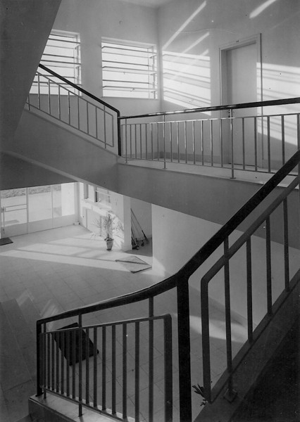 Entrance Lobby with Staircase