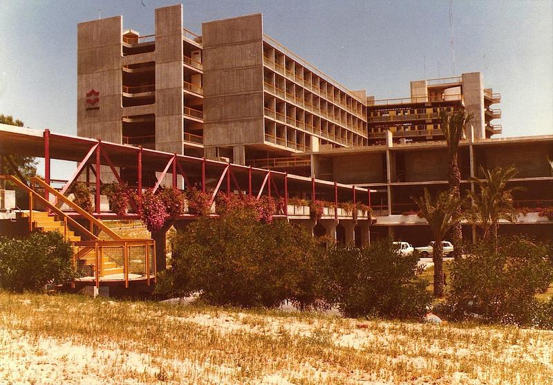Wards Block and Medical Facilities Building