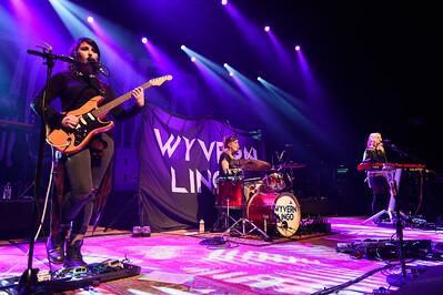 Wyvern Lingo @ Portsmouth Guildhall 04/02/16