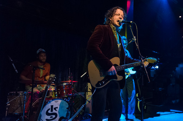 Ian Siegal @ The Jazz Cafe 28/03/15