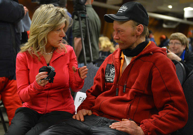 Mitch Seavey won his second Iditarod after claiming the 2013 race.