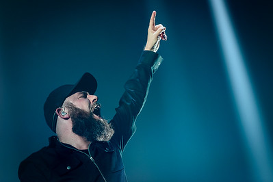 In Flames @ the SSE Arena, Wembley 21/12/17