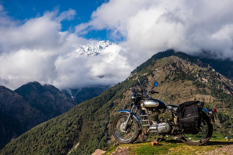 Himalaya Motorcycle Tour