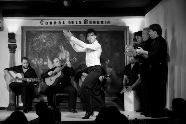 Flamenco Dancer Madrid, Spain