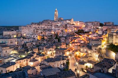 Sassi di Matera, Italy