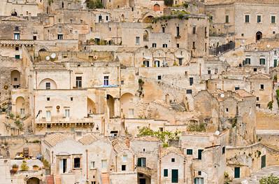 Cave Houses of Sassi di Matera