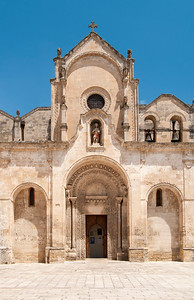 Church of San Giovanni Battista, Matera, Italy