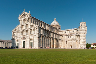 Duomo (Cathedral), Piazza dei Miracoli, Pisa, Italy