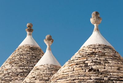 Trullo Houses, Alberobello
