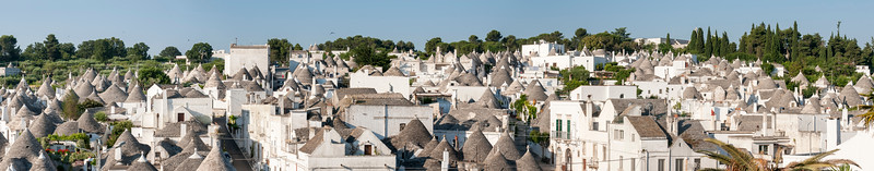 Trulli District, Alberobello, Italy
