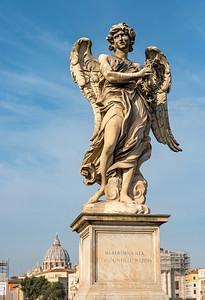 Angel Statue, Ponte Sant'Angelo