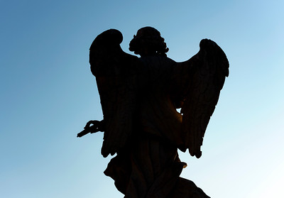 Angel Figure, Ponte Sant'Angelo