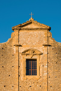 Chiesa San Giusto Nuovo, Volterra, Italy