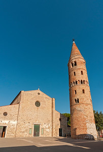 Cathedral of St. Stephen (Duomo), Caorle, Italy