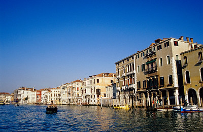 Grand Canal Architecture, Venice (Italy)
