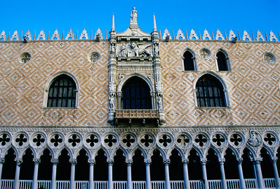 Doge's Palace (Palazzo Ducale), Venice (Italy)