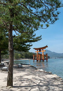 Itsukushima Shrine, Miyajima