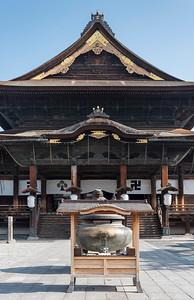 Zenko-ji (Zenkoji) Temple, Nagano
