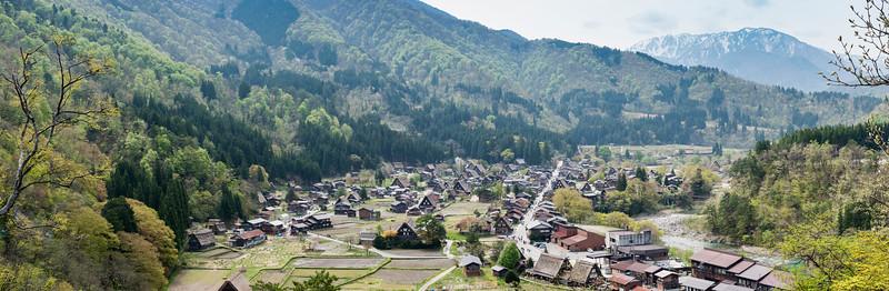 Ogimachi Village, Shirakawa