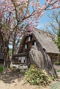 Kanda House, Shirakawa