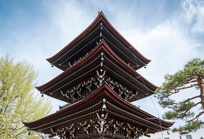 Takayama Pagoda