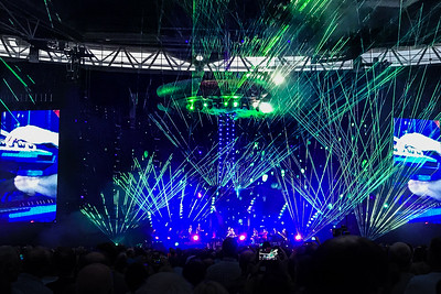 Jeff Lynne's ELO Wembley Stadium