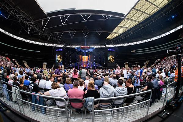 Jeff Lynne's ELO Wembley Stadium