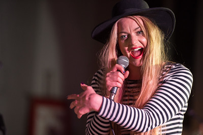 Jo Harman @ St John's Church Farncombe 14/10/16