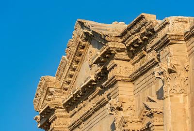 Arch of Hadrian, Jerash