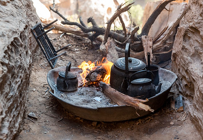 Traditional Tea Making