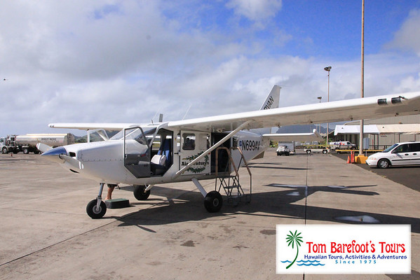 Air Ventures Hawaii, Big Kahuna Complete Island Tour (Printable)