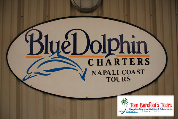 Blue Dolphin Charters, Napali Sunset Sail (Printable)